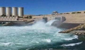 مجلس نينوى: المياه الحالية في سد الموصل تشكل نصف الطاقة الاستيعابية للسد