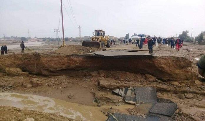 نائب محافظ نينوى: اغلب القناطر على نهر الخوصر تضررت جراء السيول