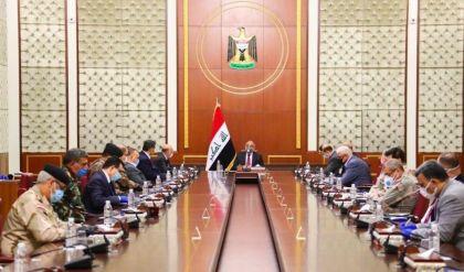 عبد المهدي للامن الوطني: العراق في وضع صحي جيد ويجب الحذر من محاولات داعش