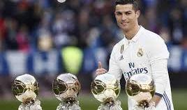 ريال مدريد يحدد سعر كريستيانو رونالدو