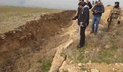 كشف اولي عن موقعين لمقابر جماعية في نينوى