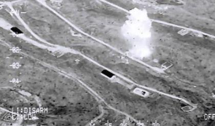 وزارة الدفاع الروسية تعلن بأن الطيران الروسي قتل أكثر من 80 مسلحا من داعش