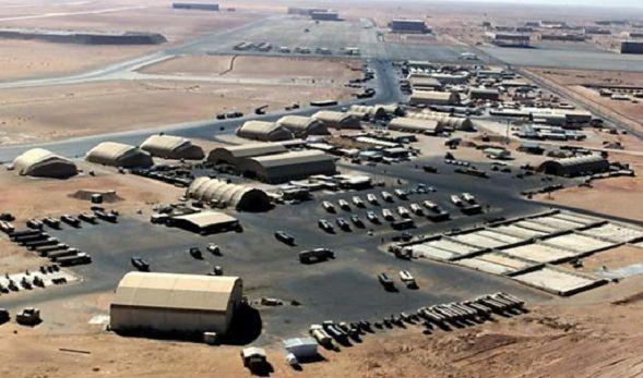 سقوط 5 قذائف هاون قرب قاعدة القيارة جنوب الموصل