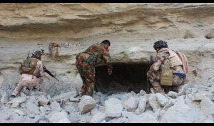 التحالف الدولي يقضي على 3 إرهابيين هربوا من الاشتباك مع الجيش العراقي