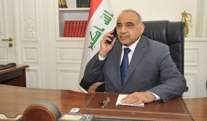 عبد المهدي يتلقى اتصالاً هاتفياً من بومبيو ويؤكد: عودة الاستقرار وقرب إصدار قرارات إصلاحية وإجراءات جديدة