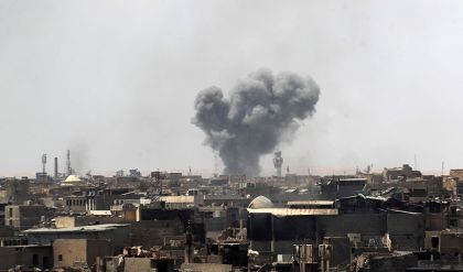 الشرطة الاتحادية تعلن إنجاز 99% من مهامها القتالية في الموصل