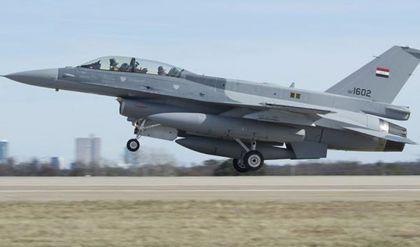 قائد القوات الجوية العراقية: طائراتنا لا تستخدم قنابل ثقيلة في قصف الموصل