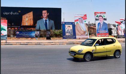 بدء الحملة الانتخابية في سوريا