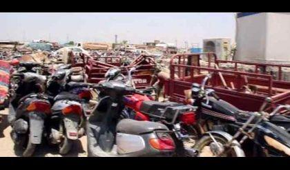 قيادة عمليات نينوى تمنح مهلة لاصحاب الدراجات النارية بالمحافظة من اجل تسجيل دراجاتهم