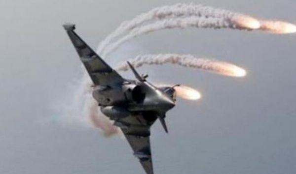 قتل 7 ارهابيين بضربة جوية للتحالف في داقوق