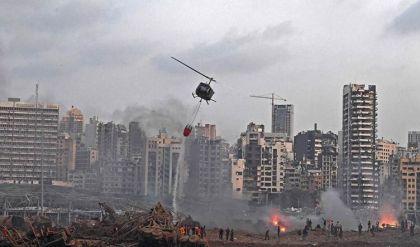 300 ألف شخص باتوا مشردين في العاصمة اللبنانية بعد الانفجار