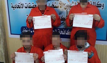 القبض على عصابة تمتهن بيع وتعاطي المخدرات وحبوب الهلوسة في الموصل