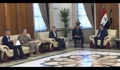 السفير الأميركي لوزير الدفاع: قوات التحالف الدولي ملتزمة بدعمها للعراق لدحر داعش عسكرياً وفكرياً