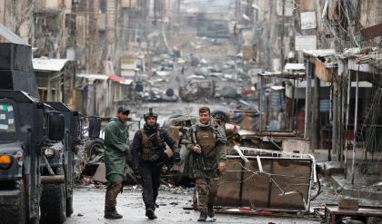 تعرف على موعد إعلان تحرير الموصل بالكامل