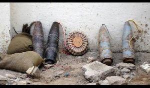 ضبط اكبر مضافة للتفخيخ في جزيرة الحضر جنوب الموصل