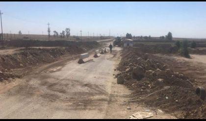 إعادة افتتاح طريق بين كوردستان ونينوى مغلق منذ عام 2017
