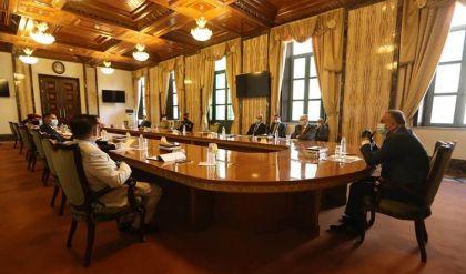 المجلس الوزاري للأمن الوطني يبحث التجاوزات على أراضي الدولة والبناء العشوائي