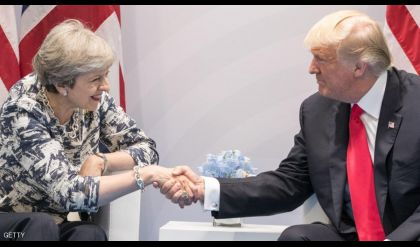 بسبب مخاوف.. ترامب لن يزور بريطانيا هذا العام