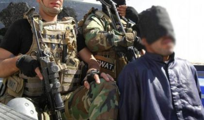 الاستخبارات العسكرية تلقي القبض على ناقل العجلات المفخخة في الموصل