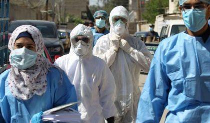 تسجيل 4580 إصابة و33 وفاة بفيروس كورونا في العراق