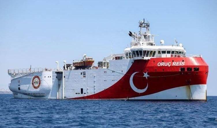 وسط خلاف مع اليونان.. تركيا ترسل سفينة تنقيب عن النفط إلى شرق المتوسّط