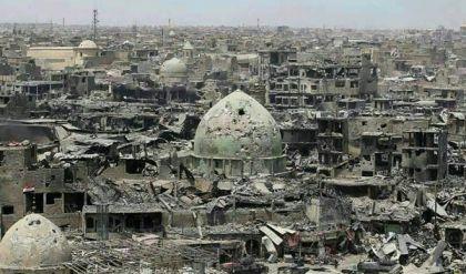 يار الله: 100 ألف مقاتل شارك في معركة الموصل