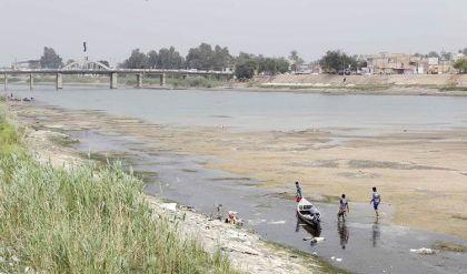 العراق يلوّح باللجوء للمجتمع الدولي بحالة عدم إطلاق إيران الحصص المائية