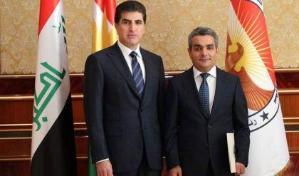 رئيس إقليم كوردستان: فرست صوفي سيبقى حياً في ذاكرتنا