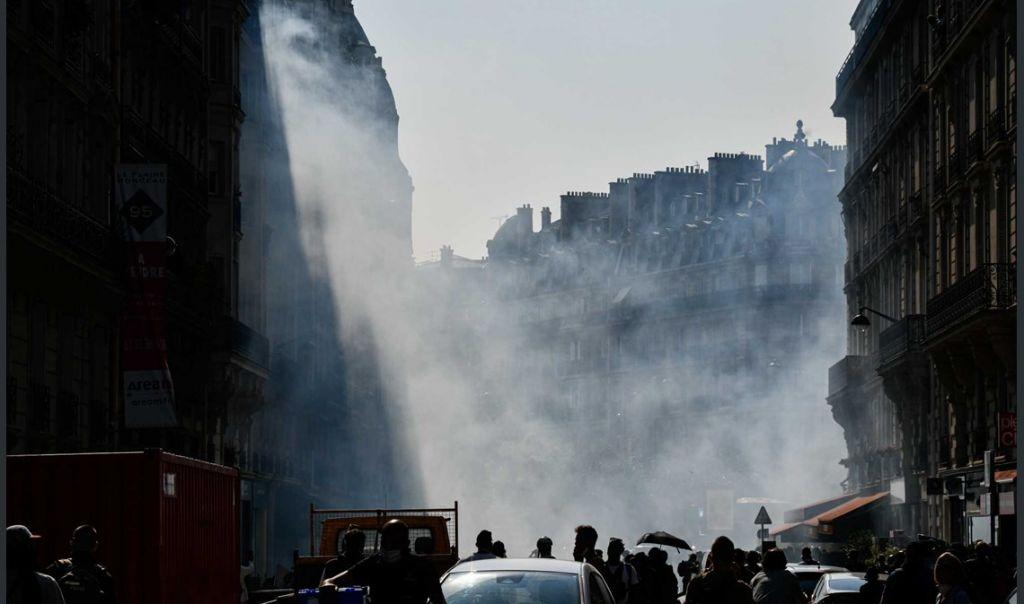 فرنسا.. اعتقال 200 متظاهر خلال تجدد احتجاجات