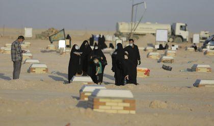 أكثر من 12 ألف حالة وفاة بفيروس كورونا في العراق