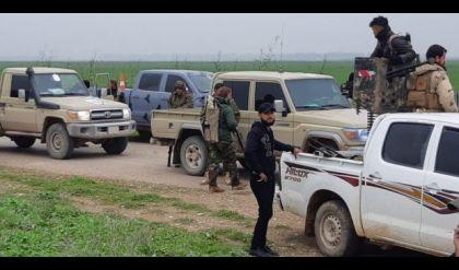 الحشد الشعبي ينفذ عملية لتحرير مختطفين من قبل داعش في كركوك