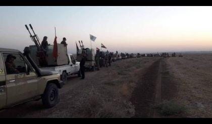 الحشد ينهي تفتيش عدد من قرى ناحية القيارة جنوب الموصل