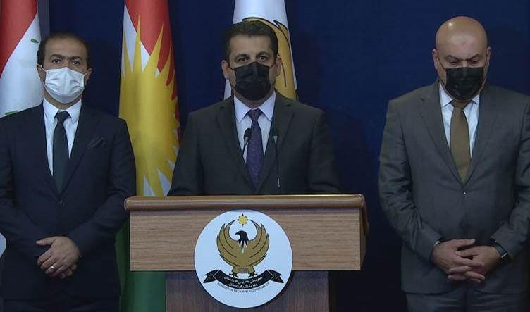 منها إغلاق المداخل مع المدن العراقية.. إقليم كوردستان يصدر قرارت جديدة لمواجهة كورونا