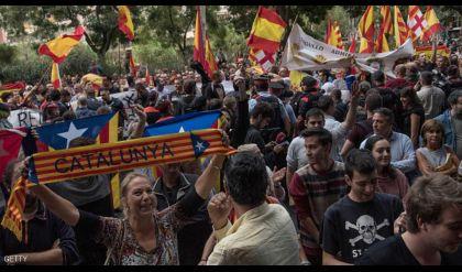 أزمة انفصال كتالونيا تأخذ منحى التصعيد في برشلونة