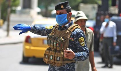 المرور العامة: فرض غرامة 50 ألف دينار على من لا يرتدي الكمامات والقفازات