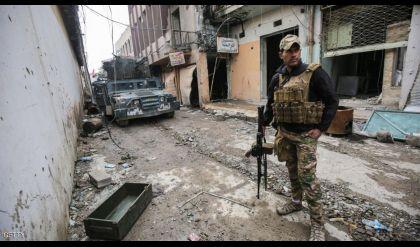 ساعات داعش الأخيرة بالموصل.. الشرطة