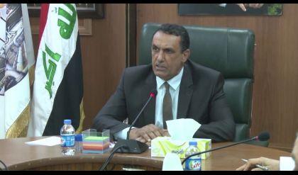 الجبوري يؤكد عدم موافقة الكتل السياسية نقل صناديق اقتراع كركوك الى بغداد