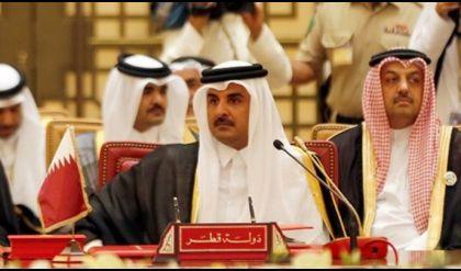 أمير قطر يهاتف الرئيس الإيراني ويشيد بالعلاقة بين البلدين