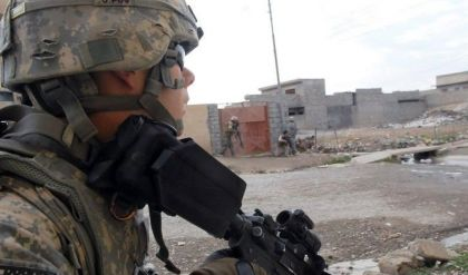 واشنطن: لم يتم إجراء أي محادثات مع الجانب العراقي بخصوص خروج القوات الأمريكية