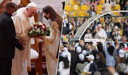 البرلمان الأوروبي: زيارة البابا فرنسيس للعراق ركزت على الحرب الطائفية التي عاشها المسيحيون خلال سنوات
