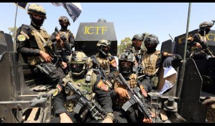 جهاز مكافحة الارهاب: القبض على 4 ارهابيين بعمليتين في بغداد الموصل