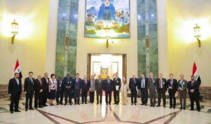 مجلس الامن يشيد بالحكومة العراقية وعلاقاتها المتوازنة