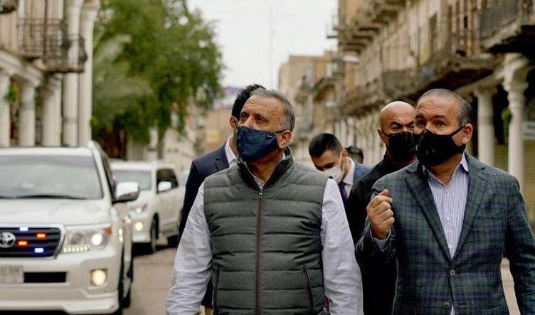 الكاظمي يوجّه بعقد مؤتمر دولي لإعمار بغداد