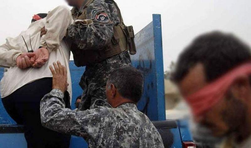 القبض على 4 من عناصر داعش في الموصل