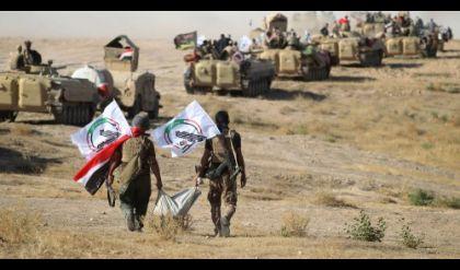 الحشد الشعبي يعلن نتائج الساعات الاولى من عملية عسكرية في نينوى