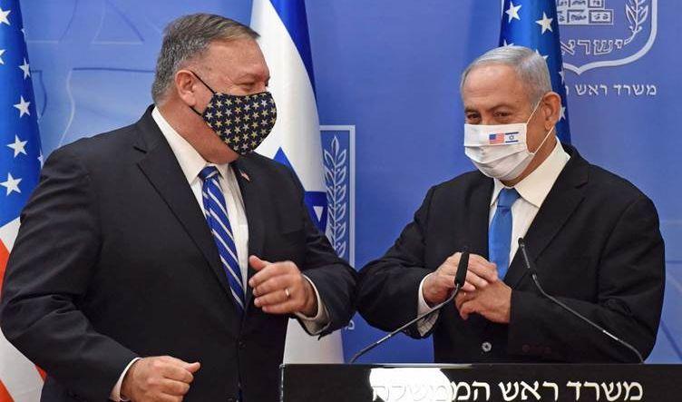 بومبيو: آمل أن تنضم دول عربية أخرى للإمارات في تطبيع العلاقات مع إسرائيل