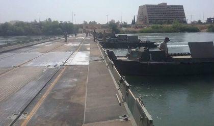 الجيش العراقي يضع اللمسات الأخيرة لاعلان الموصل مطهرة