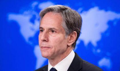 بلينكن يتشاور مع الصين وروسيا بشأن سقوط الحكومة الأفغانية