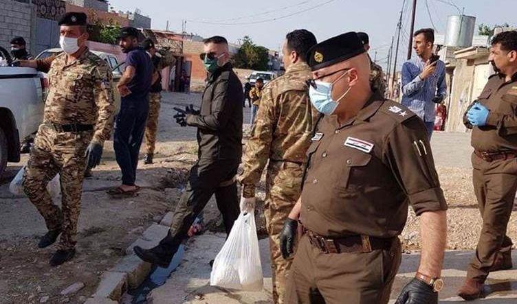 إلقاء القبض على ثلاثة من عناصر داعش في الموصل
