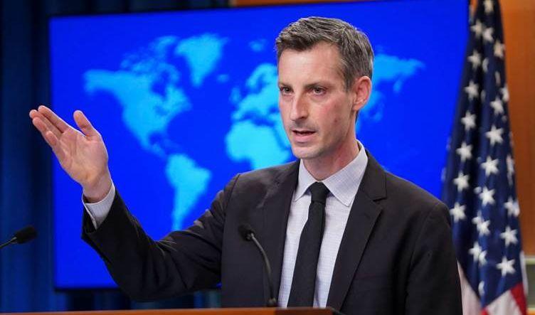 الولايات المتحدة تعلن استعدادها لإعادة النظر ببعض العقوبات المفروضة على إيران